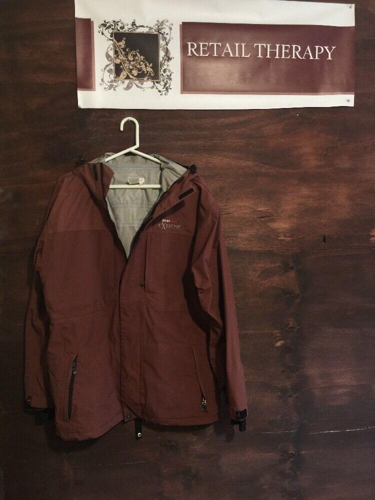 Download Athletica Extreme Ski snowboard Men's Coat XL Burnt Red