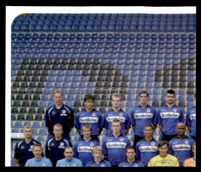 Panini Bundesliga Fussball 2006 2007 Team Puzzle Dsc Arminia Bielefeld No 62 Ebay