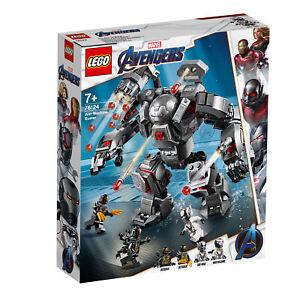 76124-LEGO-War-Machine-Buster-Marvel-Avengers-Comics-Super-Heros-Age-362pcs-7