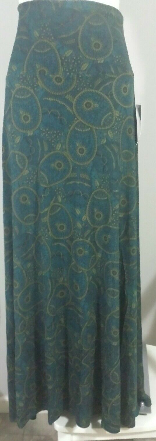 Brand New With Tags S Small  LuLaRoe Maxi Skirt