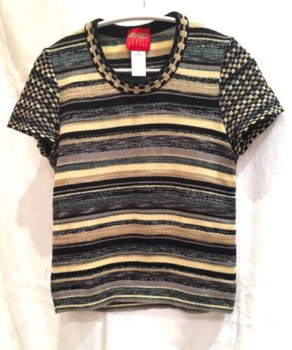 Gold Rare Black Medium Jungle T Multicolour Kenzo Taupe Sparkle shirt Ww1tPdn