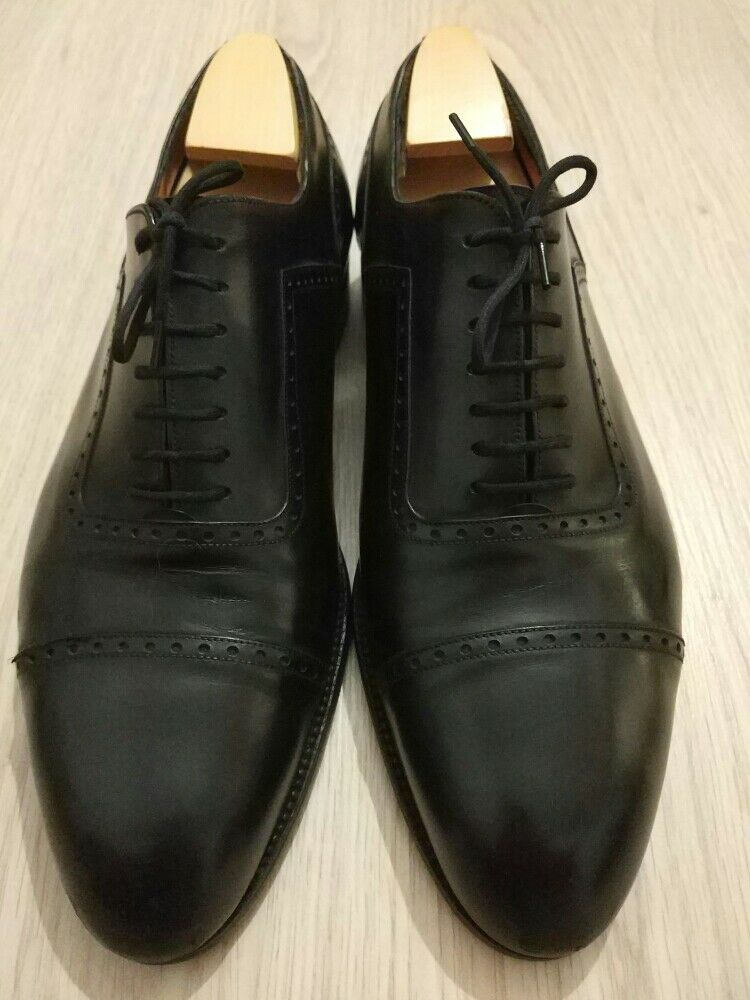 J.M.WESTON OXFORD SHOES 9 E