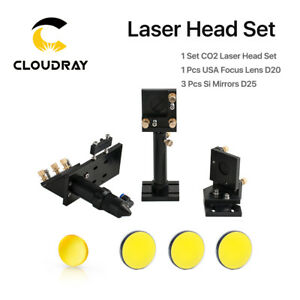 C-Series-CO2-Laser-Head-Set-Lens-Holder-with-20mm-USA-ZnSe-Lens-25mm-Si-Mirror