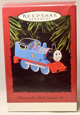 Hallmark: Thomas The Tank Engine No 1 - 1995 Keepsake ...