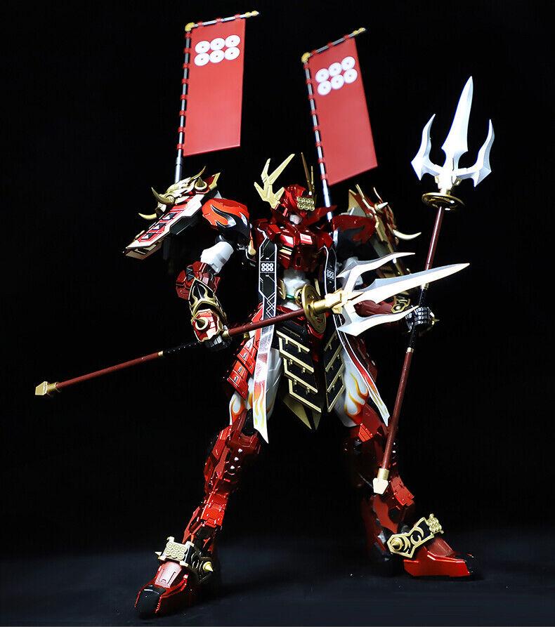 Devil Hunter DH-02 Red Warrior Sanada Yukimura,In stock!