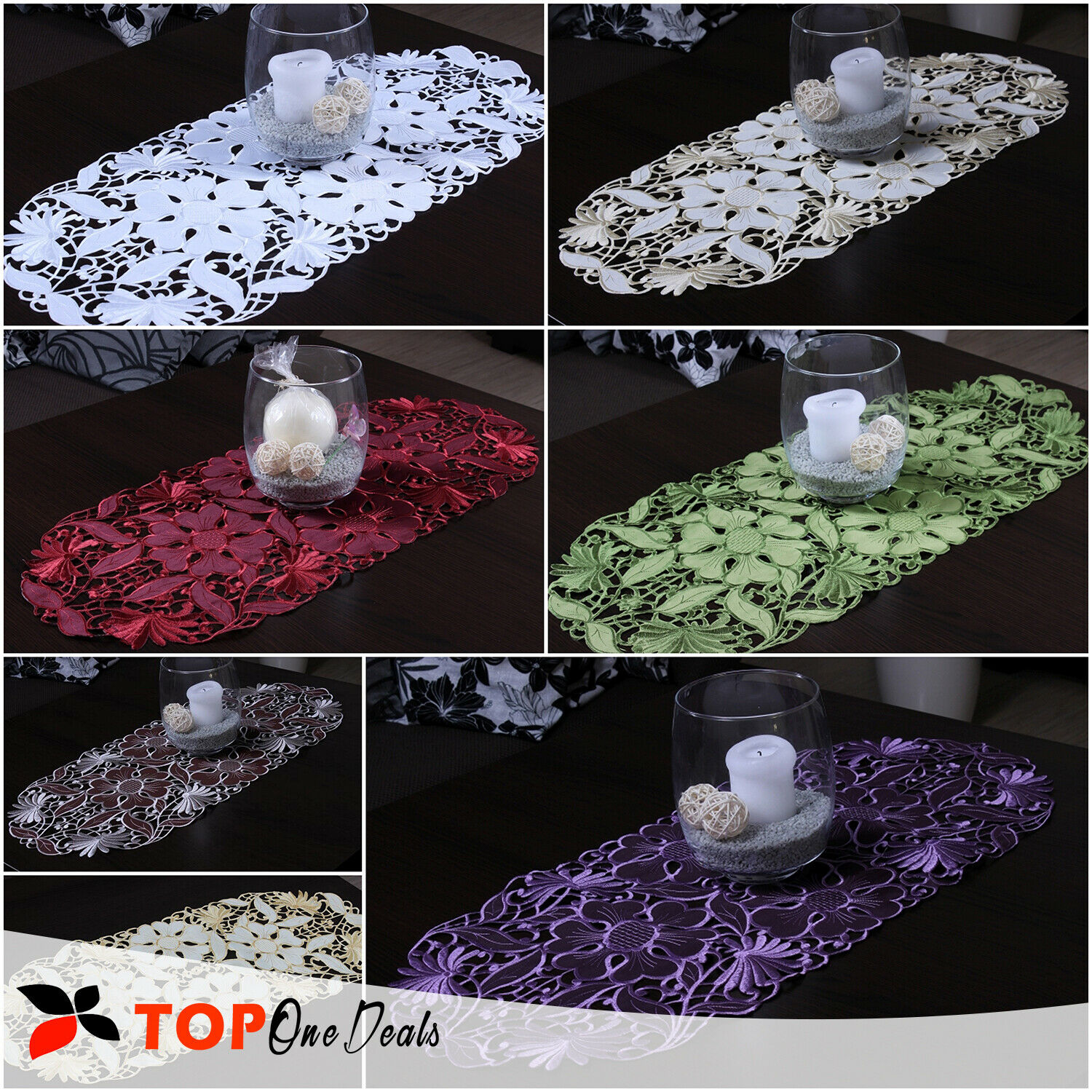 Amazing Oval Table Runners For Dining Room Living Kitchen Decorations