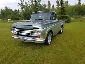 1959 Mercury Classic Pickup
