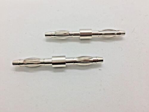 Niedervolt Schienenverbinder für 6 mm Rohre Verbinder Schienensystem Stecker
