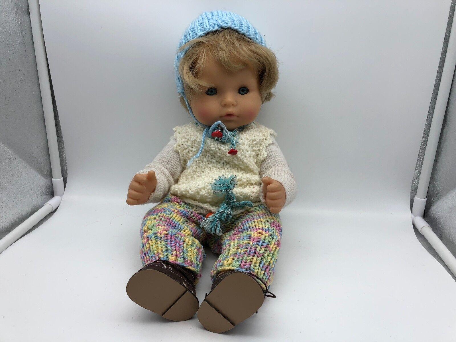 Götz ⭐ ⭐ vinile bambola 40 cm. ⭐ ⭐ ottimo stato