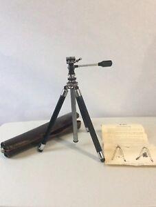Vintage-Adams-elevating-type-Camera-Tripod