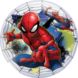 "22/"" Disney Bulle Ballon /""Spider-Man/"" Parti Décoration-Extensible 54052"