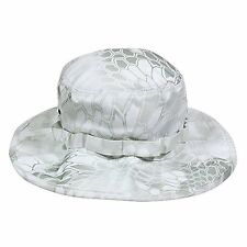 Kryptek Yeti Camo Boonie Hat New With Tags White