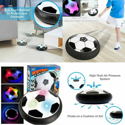 Music Toys 3-9 Boys Girls Soccer Hover Ball LED Year Old Age Kids Toy Gift
