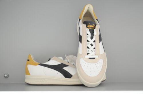 B Uomo S Colore Sneakers Blu Diadora Bianco Stringata Modello elite Scarpe L wvn0O8mN