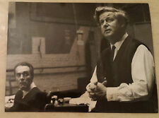 1969 Nuffield Theatre Press Photo: John Bailey Richard Pearson in STAIRCASE