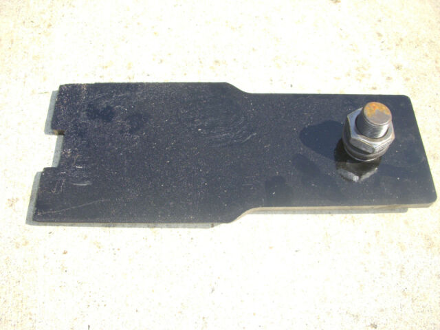 Bobcat Skid Steer Brush Cutter Blades With Bolt Nut and Washer -