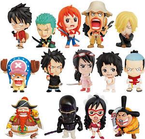Plex Popy Anichara Heroes One Piece Mini Big Head Figure V 15 Punk Hazard Vol 2