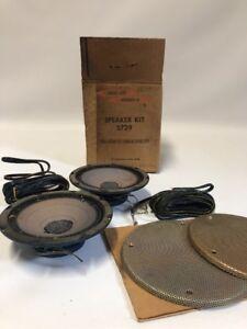 Vintage-Lear-Jet-Stereo-8-Speaker-Kit-S729