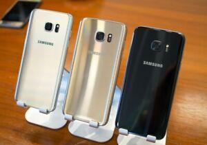 Samsung-Galaxy-S7-Edge-32-Go-Noir-Or-Argent-Debloque-Smartphone