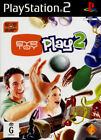 EyeToy Play 2 Sony Ps2 Game With Manual PAL