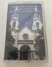 The Ava Maria Collection Audio Cassette Patrick James Cox Saints Peter And Paul