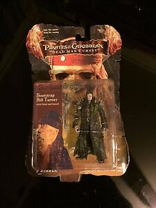 Details about pirates of the caribbean Bootstrap Bill Turner Action Figure