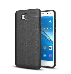 Huawei-Y5-2017-Case-Phone-Cover-Protective-Case-Bumper-Black