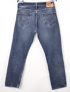 Levi's Strauss & Co Hommes 511 Slim Jambe Droite Jeans Extensible Taille W34 L28