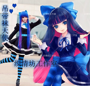 d8e73d99276 Image is loading Panty-Stocking-with-Garterbelt-Cosplay-Stocking -Anarchy-Maid-