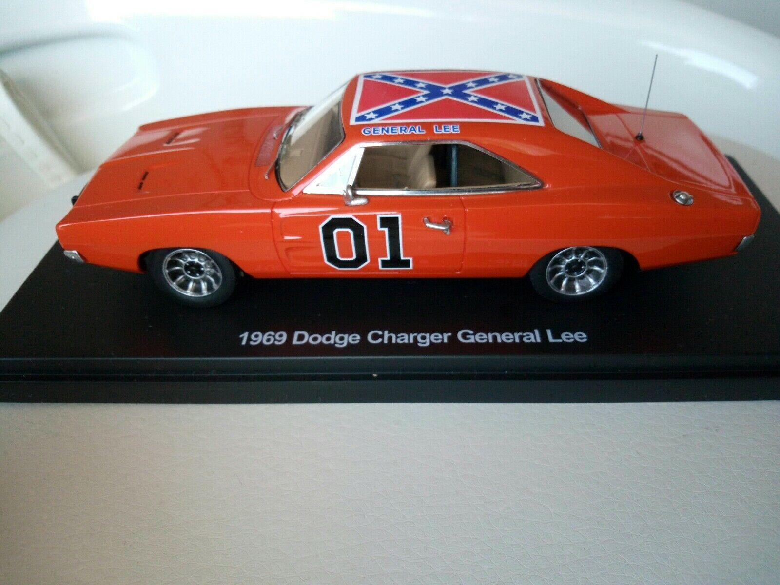 Generale lee modellololino Hazzard 1 43 Dodge Charger 1969   DonaPerTe
