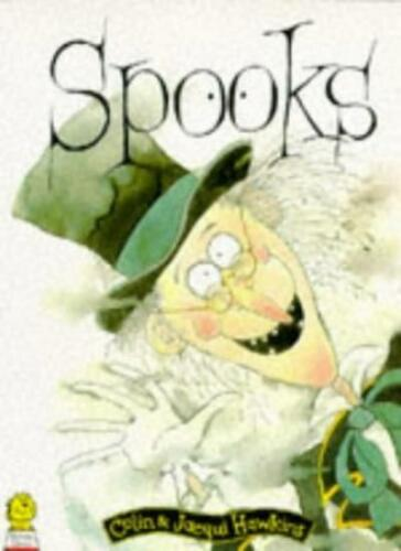 1 of 1 - The Spooks (Picture Lions),Colin Hawkins, Jacqui Hawkins