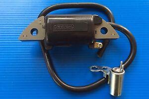 honda   ed generator ignition coil condensor ebay