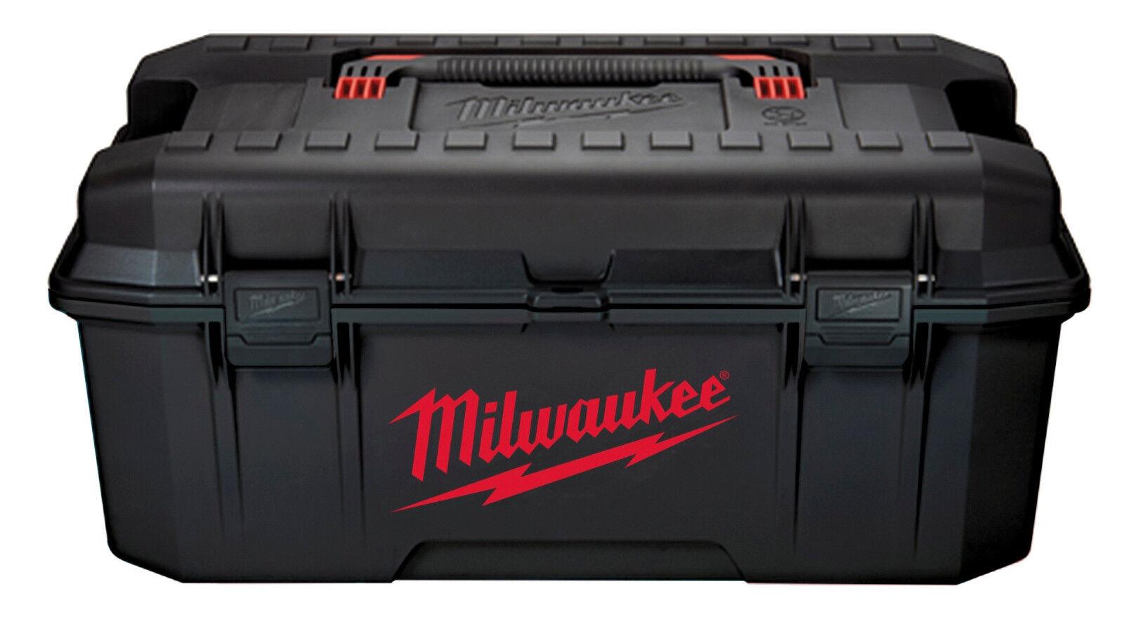 4932453385 475 x 358 x 132 mm Milwaukee HD-Box Leer Größe 1 Maße