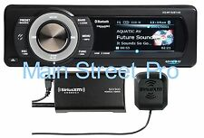 Aquatic AV AQ-MP-5UBT-HS Harley Davidson Replacement Radio With SiriusXM Tuner