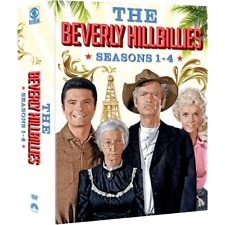 The Beverly Hillbillies: TV Series Complete Seasons 1 2 3 4 Boxed DVD Set NEW!