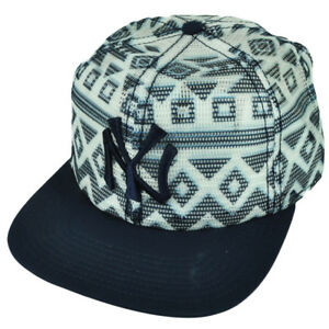 c386bc62513 MLB American Needle New York Yankees Aztec Mesh Snapback Flat Bill ...