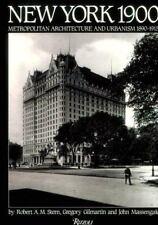 New York 1900: Metropolitan Architecture and Urbanism 1890-1915, Good Books