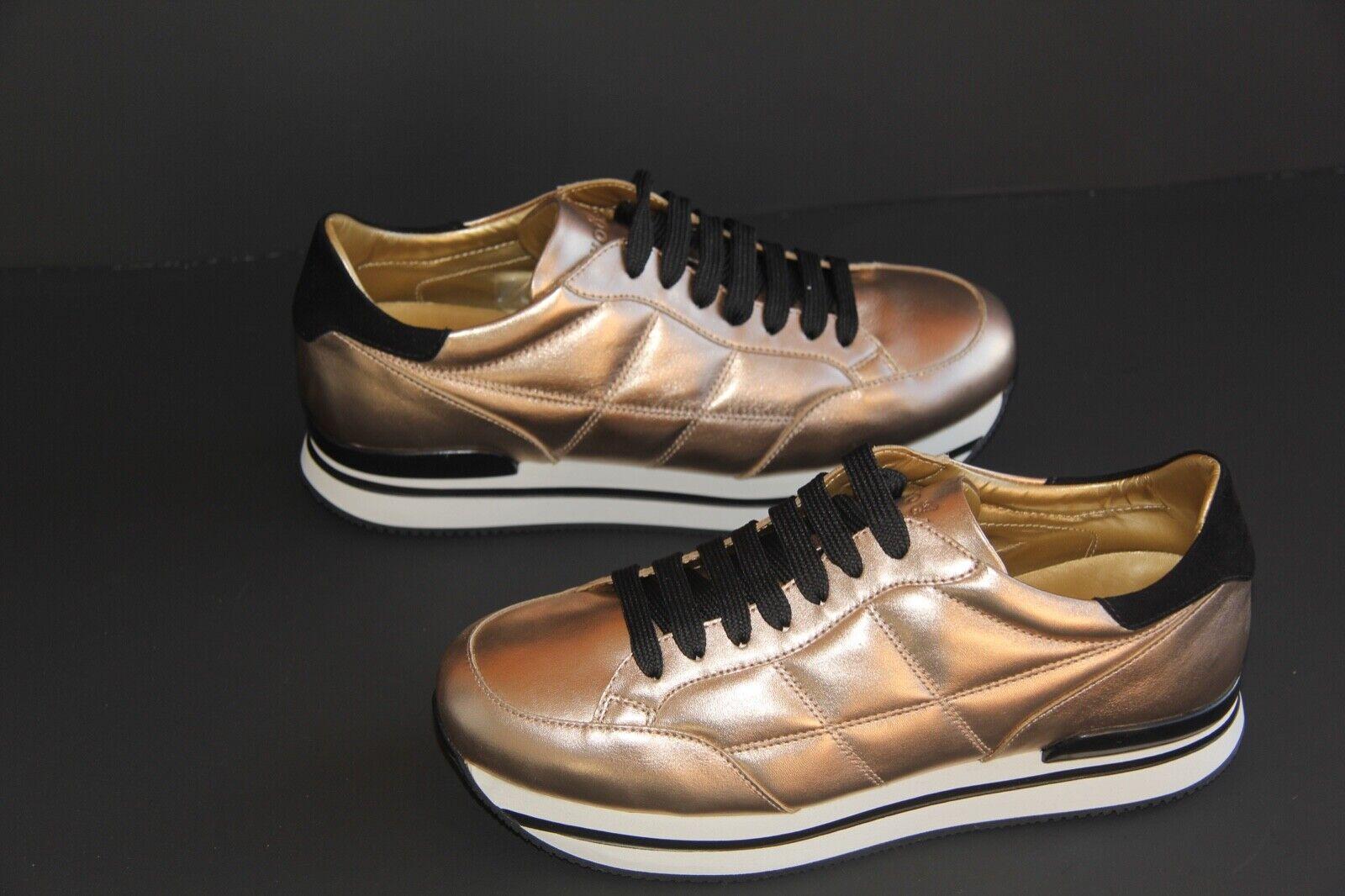 HOGAN LUSSO SCARPE DA DONNA scarpe da ginnastica Tg. 39 neu&ovp | Di Alta Qualità E Low Overhead  | Uomini/Donne Scarpa