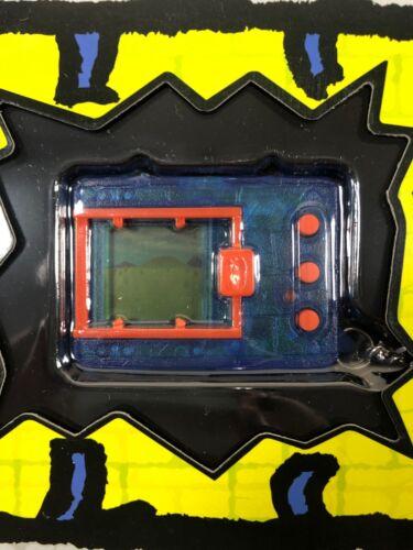 2019 Digimon DigiVice 20th Anniversary Translucent Glow In The Dark Virtual Pet