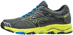 ad1094b6 Mizuno Wave Mujin 4 G-TX Men Gore Tex Trail Running Shoes Tenis ...