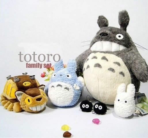 MI VECINO TOTGold   MY NEIGHBOR TOTGold - FAMILY SET 6 PELUCHES   6 PLUSH TOYS SET
