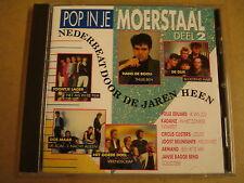 CD / POP IN JE MOERSTAAL - DEEL 2 - NEDERBEAT DOOR DE JAREN HEEN