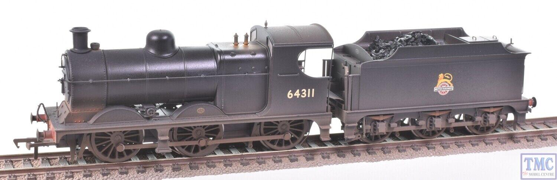 31319 Bachuomon OO Gauge Robinson classe J11 64311 Coal & Weatherosso