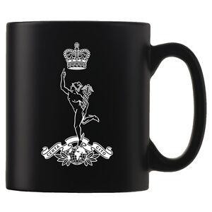 Royal-Corps-of-Signals-Personalised-Black-Satin-Mug
