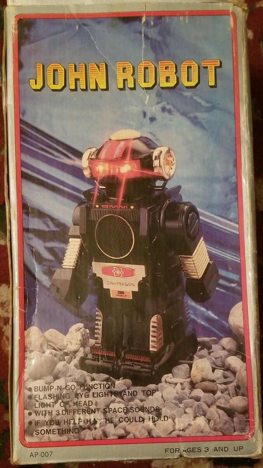 La La La caja original de John robot es muy buena ¡La caja original de John robot es muy buena  1de