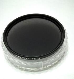 Kood-67mm-ND8-OTTICO-VETRO-NEUTRO-DENSITa-HGH-qualita-GIAPPONESE-FATTO-filtro