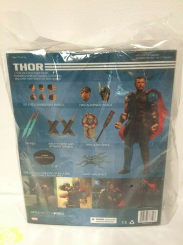 "NEW Mezco Toys One 12 Collective Marvel Thor Ragnarok 6/"" Action Figure"