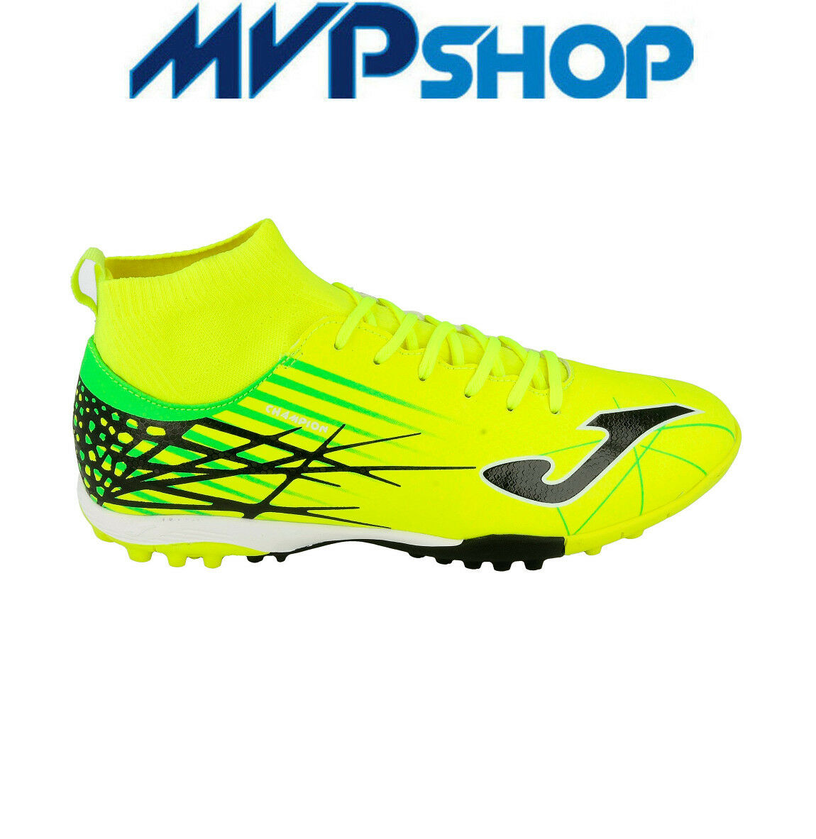 Joma Champion 811 Fluor Turf CHAW.811.TF shoes Calcetto