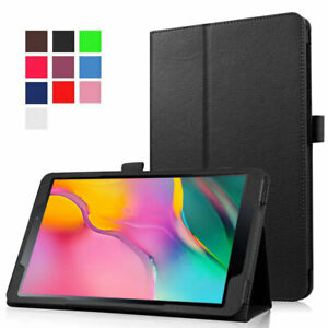 For-Samsung-Galaxy-Tab-A-8-0-2019-SMT-T290-T295-Leather-Slim-Case-Stand-Cover