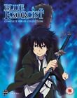 Blue Exorcist Complete Series Collection 5022366876247 Blu-ray Region B